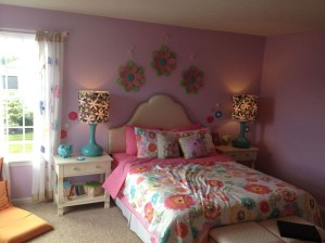 Check And Try Wall Decor In Your Daughter Bedroom 46