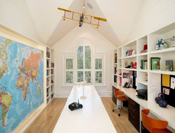 Kid Room Design With Good Furniture And Accessories 12