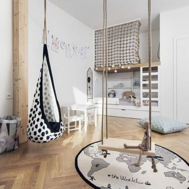 Kid Room Design With Good Furniture And Accessories 15
