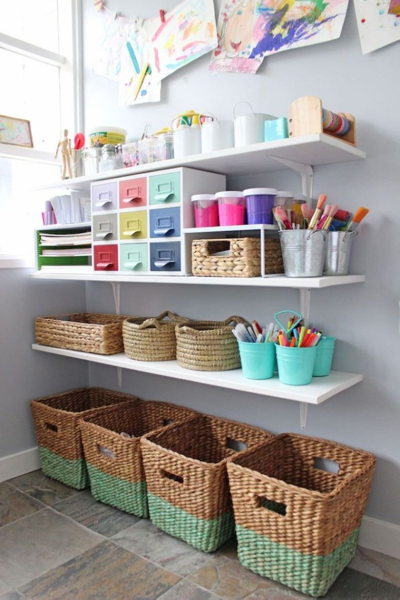 Kid Room Design With Good Furniture And Accessories 24