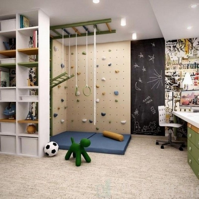 Kid Room Design With Good Furniture And Accessories 33