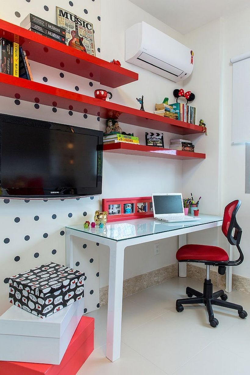 Kid Room Design With Good Furniture And Accessories 41