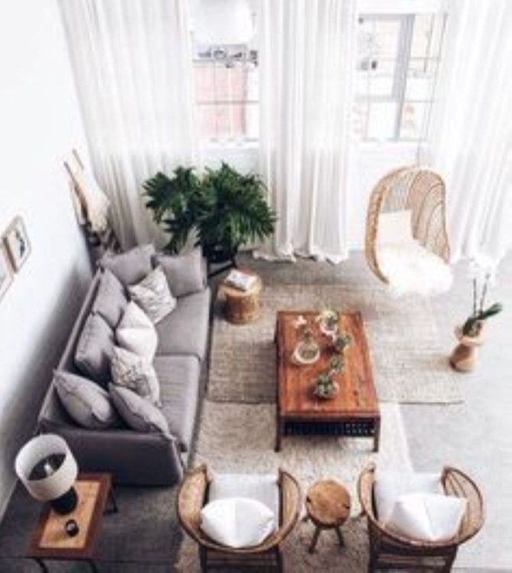 Light And Style Scandinavian Living Room Design 23