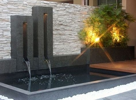 Amazing Indoor Fish Pond To Upgrade Your House 01