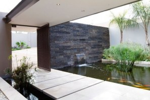 Amazing Indoor Fish Pond To Upgrade Your House 02