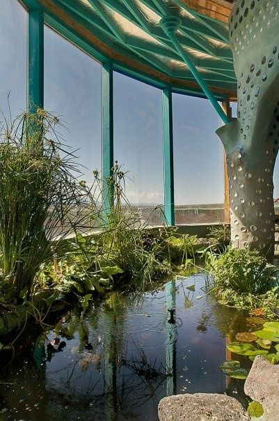 Amazing Indoor Fish Pond To Upgrade Your House 05