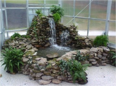 Amazing Indoor Fish Pond To Upgrade Your House 18