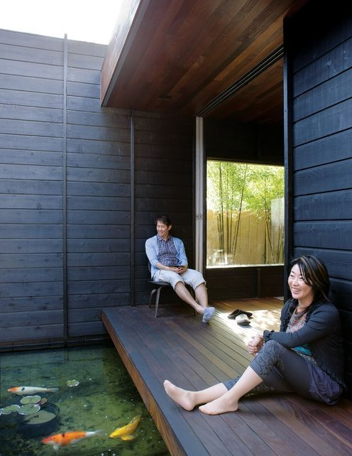 Amazing Indoor Fish Pond To Upgrade Your House 37