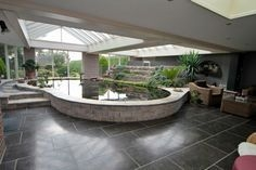 Amazing Indoor Fish Pond To Upgrade Your House 42