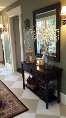 Beautiful Entry Table Decor Ideas To Updating Your House 06
