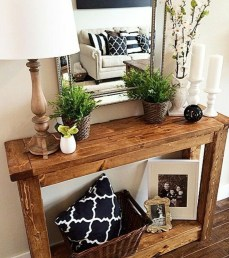 Beautiful Entry Table Decor Ideas To Updating Your House 34