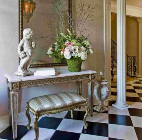 Beautiful Entry Table Decor Ideas To Updating Your House 36