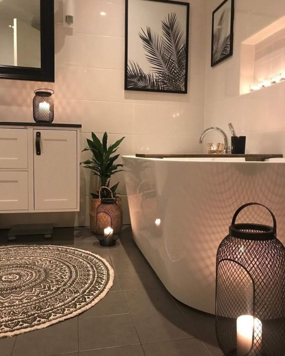 Beautiful Modern Bathroom Design You Can Try 10