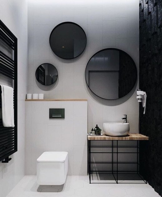 Beautiful Modern Bathroom Design You Can Try 23