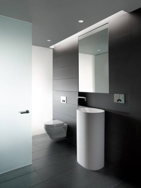 Beautiful Modern Bathroom Design You Can Try 26