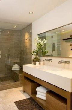 Beautiful Modern Bathroom Design You Can Try 27