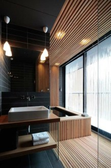Beautiful Modern Bathroom Design You Can Try 28