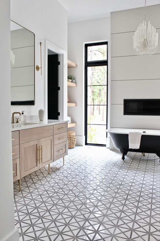 Beautiful Modern Bathroom Design You Can Try 33