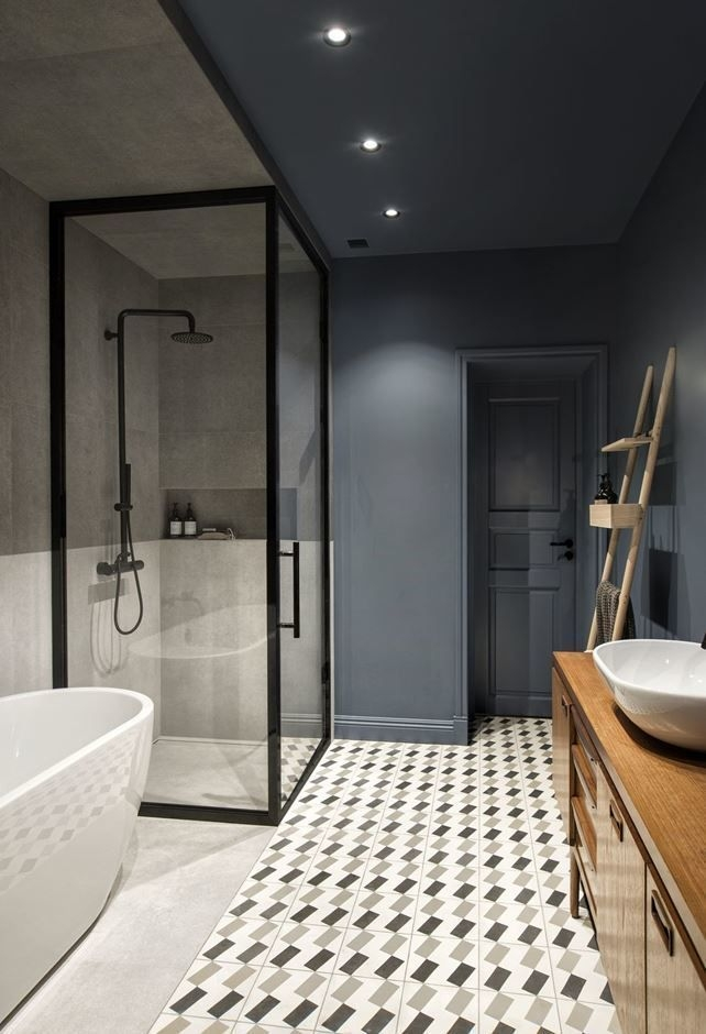 Beautiful Modern Bathroom Design You Can Try 34