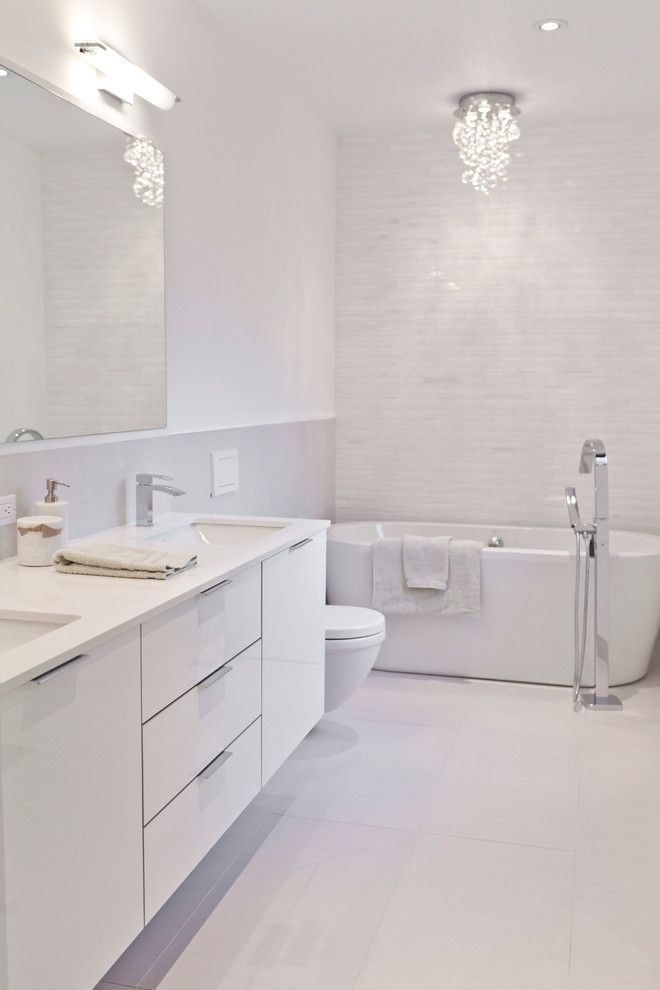 Beautiful Modern Bathroom Design You Can Try 51