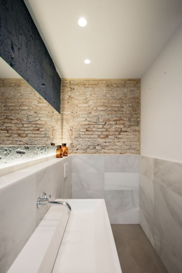 Beautiful Modern Bathroom Design You Can Try 52