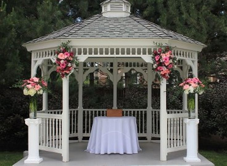 Best Backyard Gazebo Made From Pallets 22