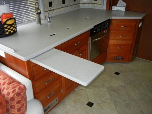Best Interior RV Design For Upgrade Your Style Road 08