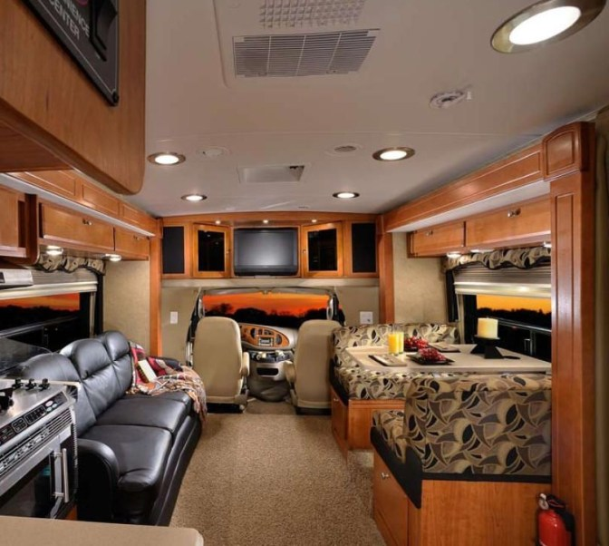 Best Interior RV Design For Upgrade Your Style Road 19