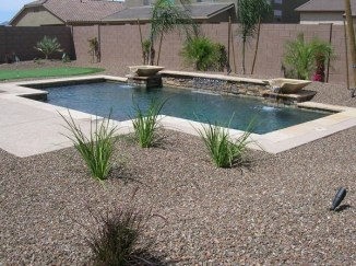 Best Outdoor Pool Design For Your Decoration 31