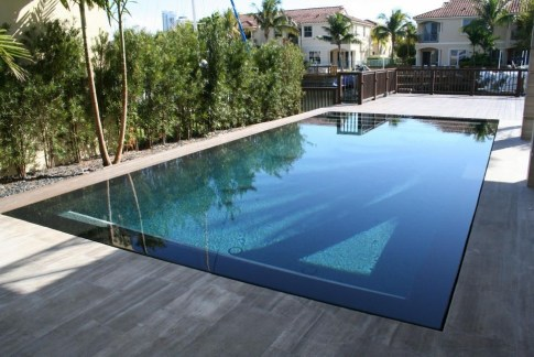 Best Outdoor Pool Design For Your Decoration 45