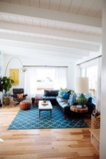 Best Rug To Decor Your First Living Room 26