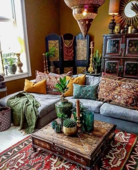 Best Rug To Decor Your First Living Room 50