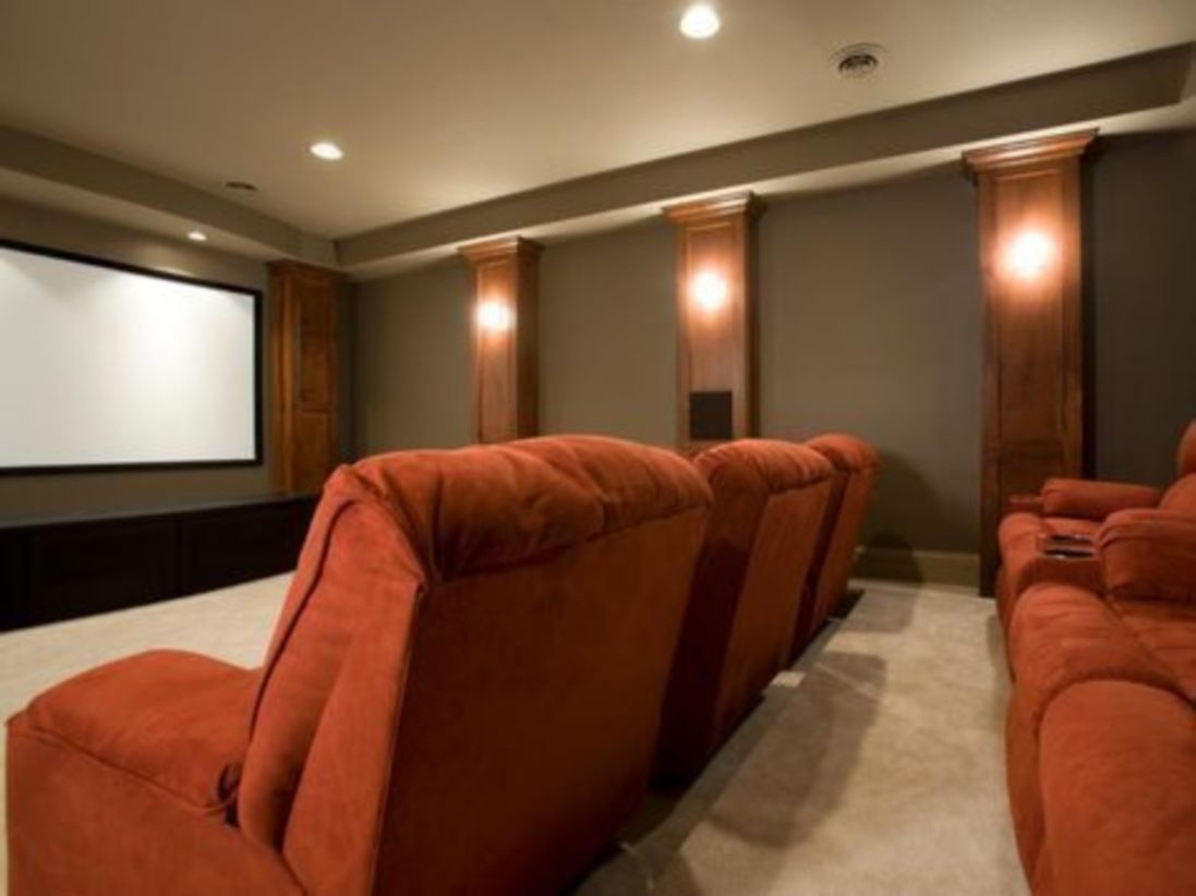 DIY Home Theater Seating Ideas 01