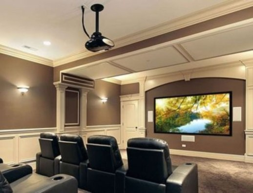 DIY Home Theater Seating Ideas 04