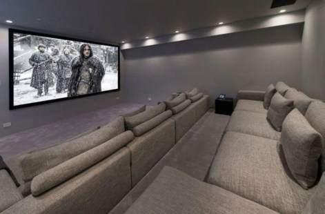 DIY Home Theater Seating Ideas 17
