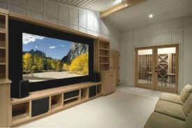 DIY Home Theater Seating Ideas 30