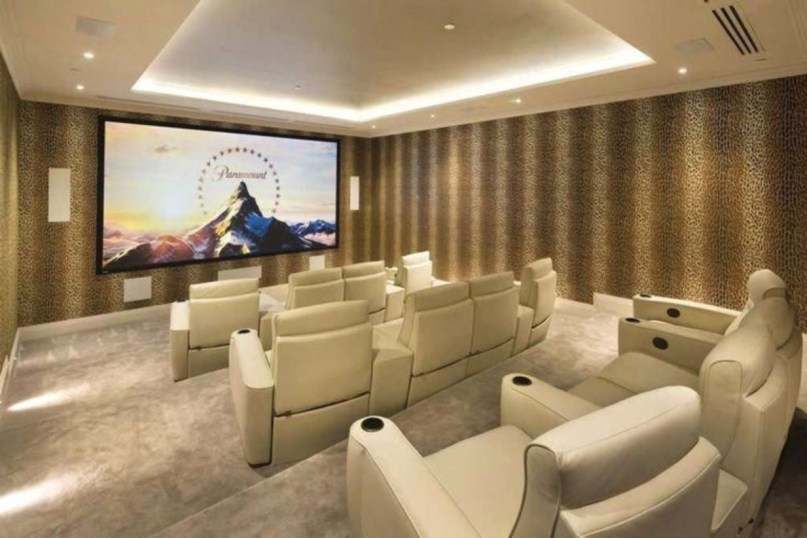 DIY Home Theater Seating Ideas 44