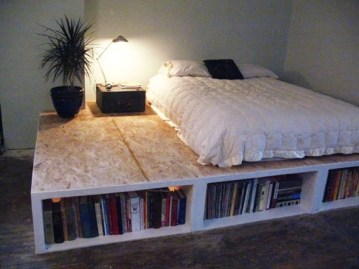 DIY Pallet For Bed Place For Your Idea 13