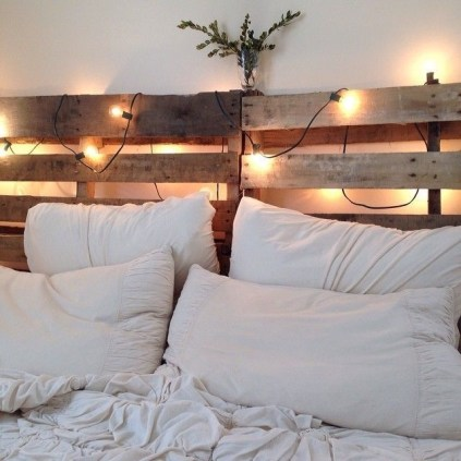 DIY Pallet For Bed Place For Your Idea 22