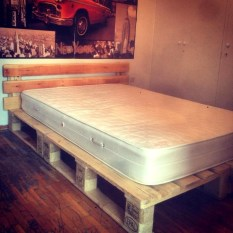 DIY Pallet For Bed Place For Your Idea 28