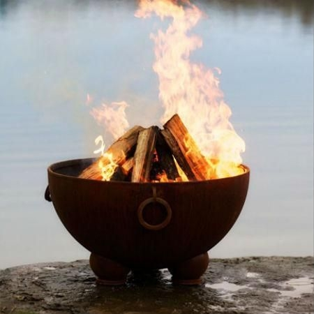 DIY Tabletop Fire Bowl To Be Best Inspire 01
