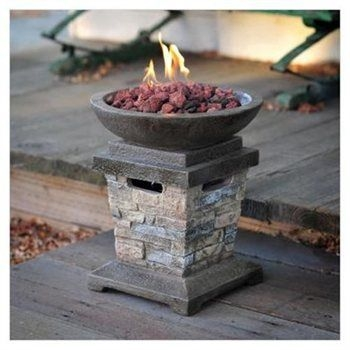 DIY Tabletop Fire Bowl To Be Best Inspire 13