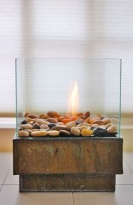 DIY Tabletop Fire Bowl To Be Best Inspire 24