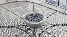 DIY Tabletop Fire Bowl To Be Best Inspire 34