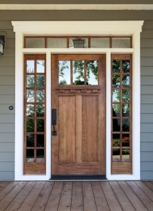 Farmhouse Door Design For Decorating Your House 02