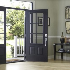 Farmhouse Door Design For Decorating Your House 31