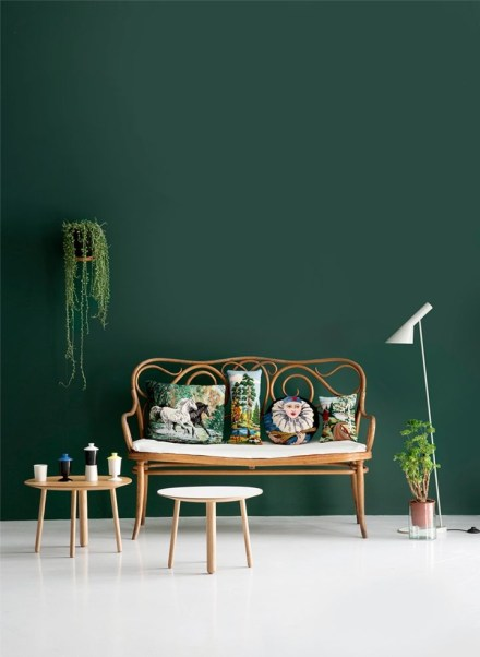 Fresh Color To Be Best Wall Paint Decor 18