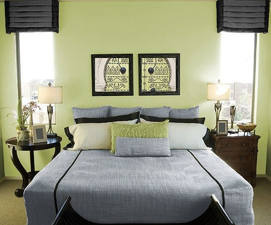 Fresh Color To Be Best Wall Paint Decor 21