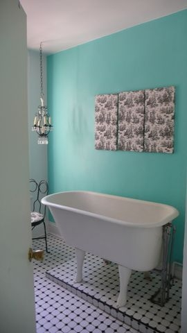 Fresh Color To Be Best Wall Paint Decor 28