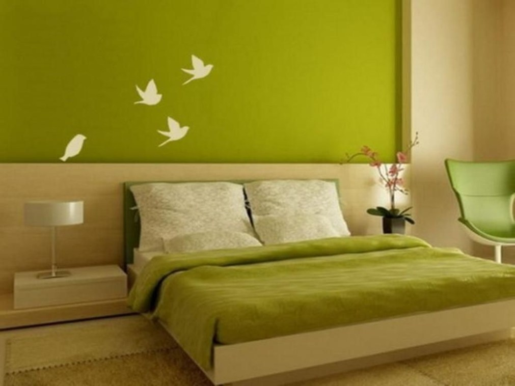 Fresh Color To Be Best Wall Paint Decor 54